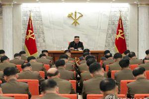 Ông Kim Jong Un kêu gọi tăng cường kỷ luật trong quân đội