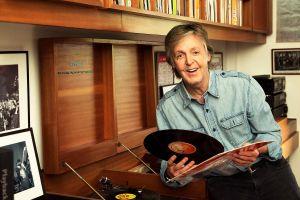 Huyền thoại Paul McCartney kể lại sự nghiệp qua tuyển tập bài hát