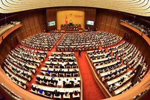 Đại biểu Quốc hội chuyên trách phải có quy hoạch thứ trưởng trở lên