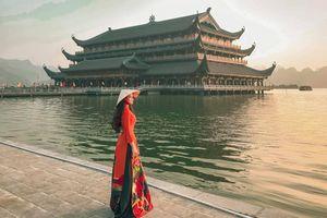 Ngôi chùa lớn nhất thế giới ở Việt Nam