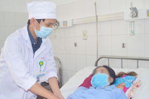 Cứu cô gái vỡ gan không cần phẫu thuật