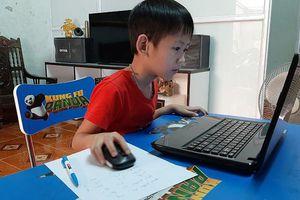 Nhiều bất cập trong dạy và học trực tuyến