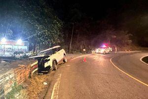 Tại nạn trên đèo Bảo Lộc làm bốn người thương vong