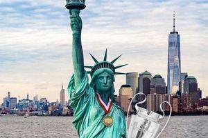 'Xuất khẩu' trận chung kết UEFA Champions League sang… New York