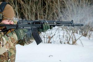 Mẫu súng hiện đại hơn AK-74 nhưng vẫn bị Nga cho 'ra rìa'