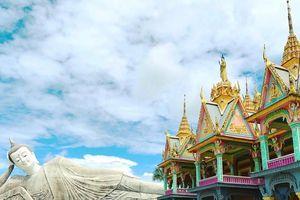 Lặng ngắm loạt tượng Phật lớn, đạt kỷ lục ở Việt Nam