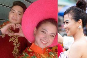 Nhan sắc đời thường xinh đẹp của bạn gái diễn viên Minh Luân
