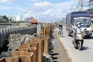 TPHCM: Nhiều dự án trọng điểm sử dụng vốn ODA chờ giải ngân