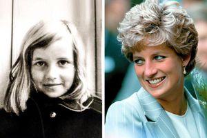 Sự thay đổi từ thời thơ ấu đến thực tại của những người trong hoàng gia Anh