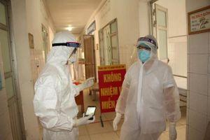 Ca bệnh COVID-19 siêu lây nhiễm làm việc ở nhà máy Z153 ở Hà Nội khỏi bệnh