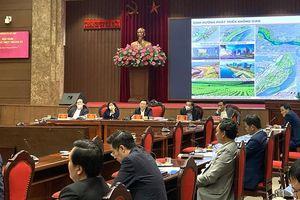 Hà Nội chuẩn bị phê duyệt quy hoạch phân khu nội đô