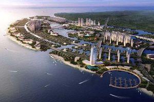 Duyệt nhiệm vụ quy hoạch Khu đô thị lấn biển Cần Giờ-TPHCM gần 3.000 ha