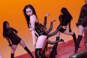 Vũ đạo gợi dục gây tranh cãi của nữ idol đình đám xứ Hàn