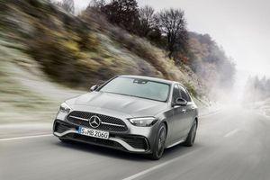 Mercedes-Benz C-Class thế hệ mới chính thức trình làng