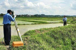 Yêu cầu Bộ Tài nguyên và Môi trường đẩy nhanh tiến độ kiểm kê đất đai
