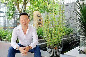 Chàng trai 8X Trương Tấn Lợi và niềm đam mê hoa lan