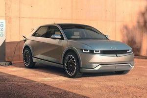 Hyundai ra mắt xe điện Ioniq 5 tại thị trường Mỹ