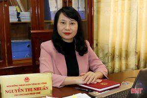 Hà Tĩnh được bầu 54 đại biểu HĐND tỉnh khóa XVIII, nhiệm kỳ 2021-2026