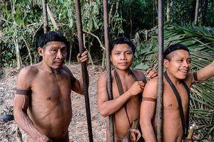 Kỳ lạ cuộc sống của tộc người bí ẩn nhất thế giới ở Brazil