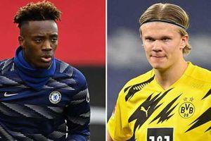 Abraham không muốn gia hạn với Chelsea vì Haaland