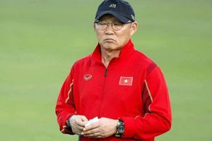 HLV Park Hang-seo và nỗi lo ở nơi vốn 'bất khả xâm phạm'