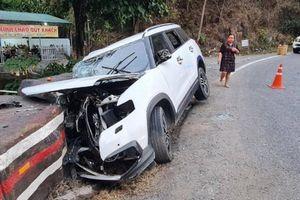 Nhận định nguyên nhân ô tô Trung Quốc BAIC Q7 gặp nạn trên đèo Bảo Lộc