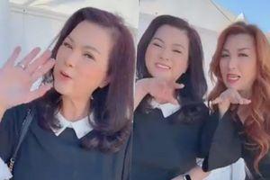 Những khoảnh khắc vui tươi hiếm hoi của chị Bé Heo sau 3 tháng cố nghệ sĩ Chí Tài qua đời