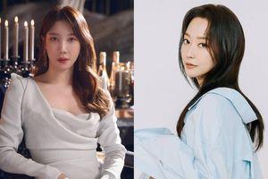 Phim 'Penthouse 2' xuất hiện thêm nhân vật mới, là chị em song sinh với bà cả Lee Ji Ah?