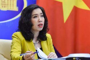Bộ Ngoại giao lên tiếng việc Trung Quốc xây căn cứ tên lửa thứ 2 gần biên giới Việt Nam