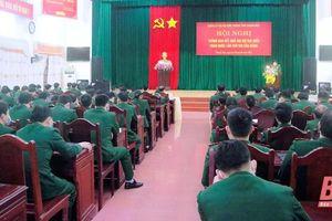 Đảng ủy Bộ đội Biên phòng Thanh Hóa thông báo kết quả Đại hội đại biểu toàn quốc lần thứ XIII của Đảng