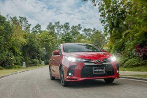 Giá lăn bánh chi tiết Toyota Vios 2021 vừa ra mắt tại Việt Nam