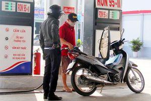 Giá các loại xăng dầu tăng mạnh