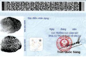 Công an huyện Cam Lâm: Triển khai thu nhận hồ sơ làm thẻ căn cước công dân