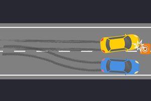 ABS có làm quãng đường phanh ngắn hơn?