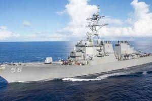 Việt Nam lên tiếng về việc Mỹ di chuyển tàu chiến gần Hoàng Sa, Trường Sa của Việt Nam