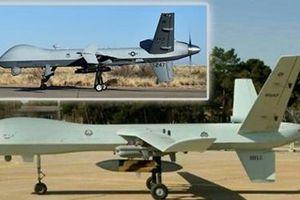 Iran khoe UAV tấn công giống hệt UAV Mỹ