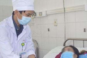 Cứu sống cô gái bị tai nạn vỡ gan nguy kịch