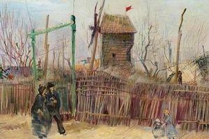 Một 'tác phẩm lớn' của Van Gogh lần đầu ra mắt công chúng