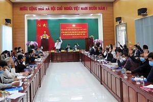Quảng Ngãi sẽ bầu 7 đại biểu Quốc hội và 53 đại biểu HĐND tỉnh