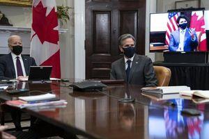 'Ngoại giao trực tuyến' làm khó nhiệm vụ hàn gắn đồng minh của Ngoại trưởng Mỹ Blinken