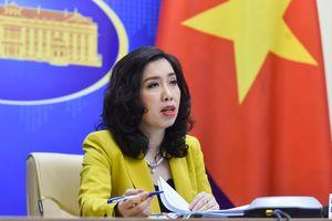 Việt Nam lên tiếng về việc Trung Quốc xây căn cứ tên lửa thứ 2 gần biên giới