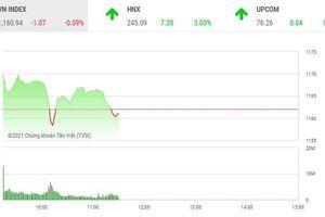 Giao dịch chứng khoán phiên sáng 25/2: Nhà đầu tư thận trọng, VN-Index chưa thể trở lại