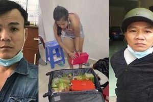 Cuộc truy lùng nhóm buôn bán 217kg ma túy xuyên biên giới