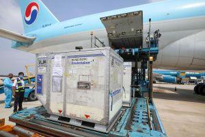 Vận chuyển vaccine ngừa COVID-19: Các hãng bay đã sẵn sàng