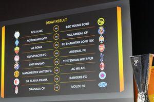 Bốc thăm Europa League: Ký ức MU và Ibrahimovic ùa về