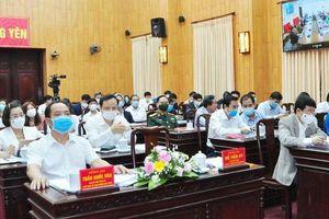 Hưng Yên tích cực triển khai công tác bầu cử
