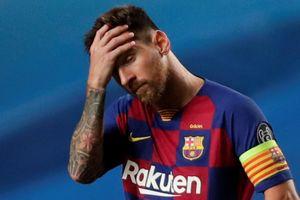 'Tôi rất buồn vì Messi có thể rời Barca'