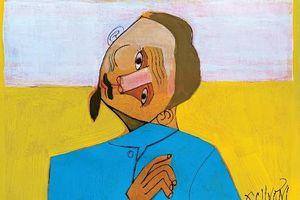 Minh họa sinh động của 'Vợ nhặt', 'Làng'