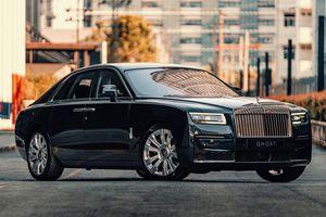 Rolls-Royce Ghost thế hệ mới được ra mắt tại Thái Lan
