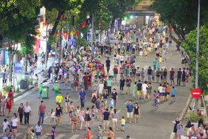 Hà Nội: Đề xuất mở lại phố đi bộ Hồ Gươm vào ngày 2/3